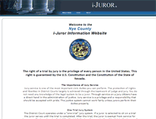 Tablet Preview of ijuror.co.nye.nv.us